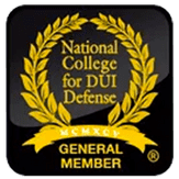 National College for DUI Defense Logo